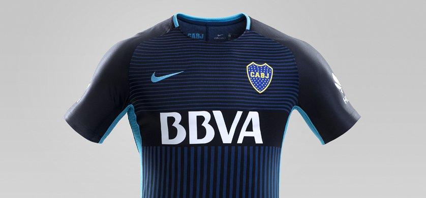 TOTALMEDIOS - Nike presenta su tercera camiseta de Boca Juniors 4d6ac8245f50e