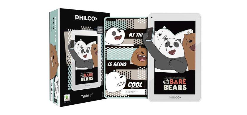 Philco y Cartoon Network Latinoamérica presentan la Tablet Escandalosos 36997fb0823