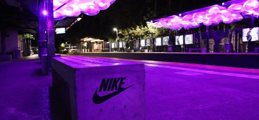 sobornar auténtico bienes de conveniencia estilo distintivo TOTALMEDIOS - Nike y Volmedia llevaron adelante una acción BTL en ...