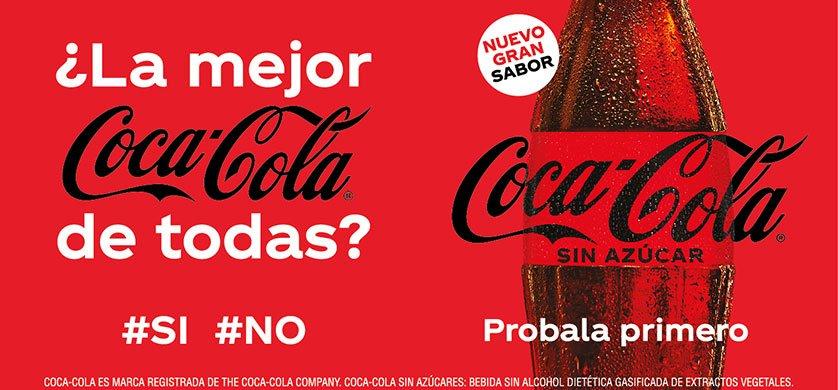 Totalmedios La Mejor Coca Cola De Todas La Campaña De Mercado Mccann Para El Lanzamiento De Coca Cola En Argentina